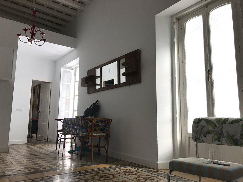 La casa Burro, alquiler vacacional en Cádiz