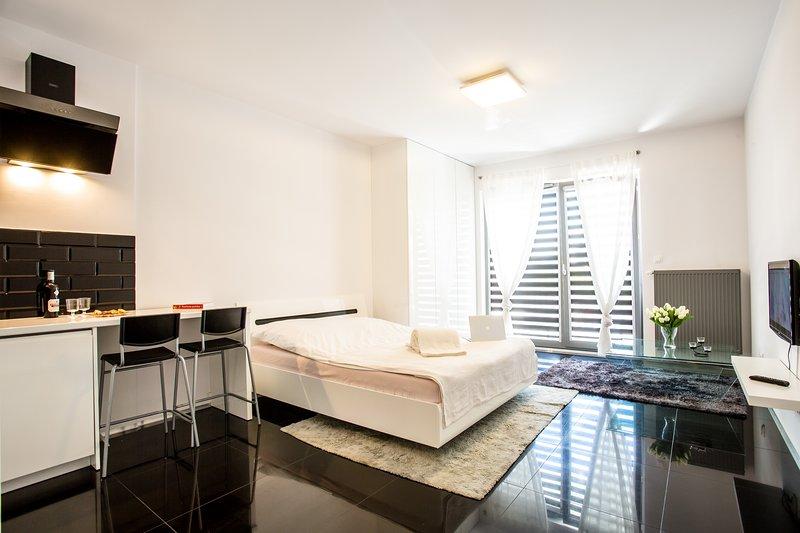Apartment STUDIO, holiday rental in Czosnow