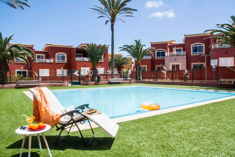 Piscinas comunitarias—Communal pools