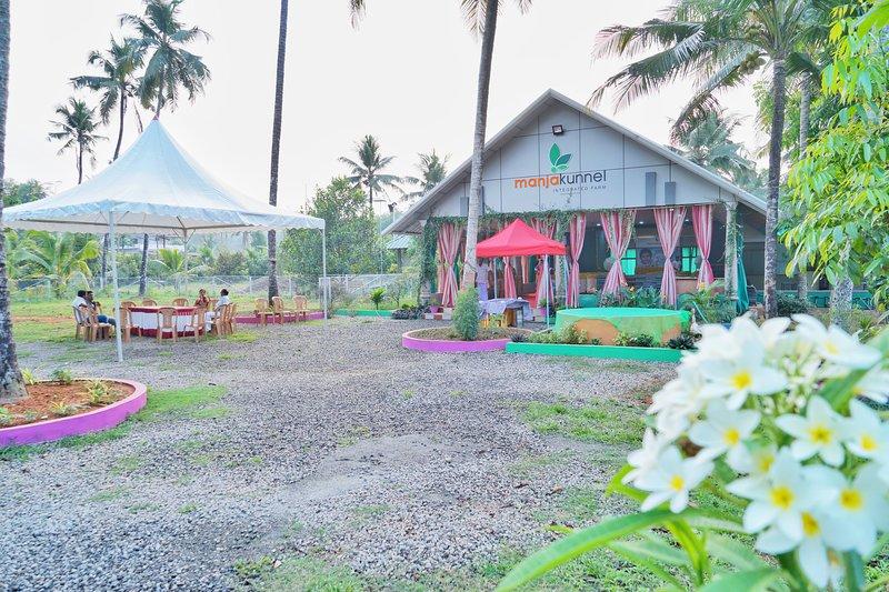 Farm House Front