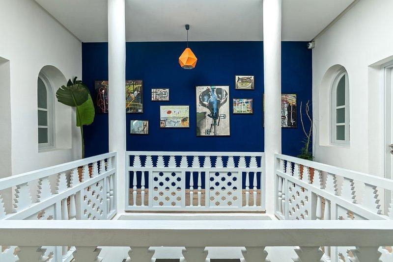 Piri Piri - Contemporary Art Ryad, holiday rental in El Jadida