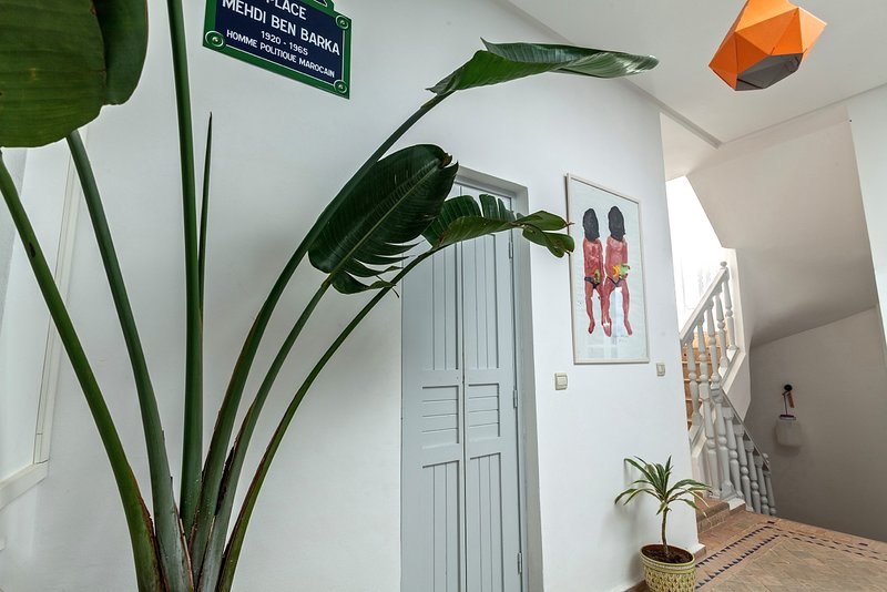 Piri Piri - Contemporary Art Ryad (Double Room 2), holiday rental in El Jadida