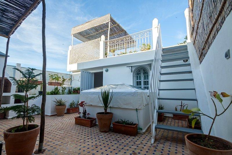 Piri Piri - Contemporary Art Ryad (Double Room 3), holiday rental in El Jadida