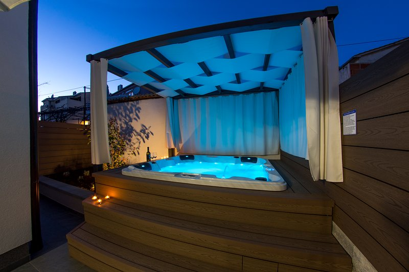 Luxury apartment in Rovinj