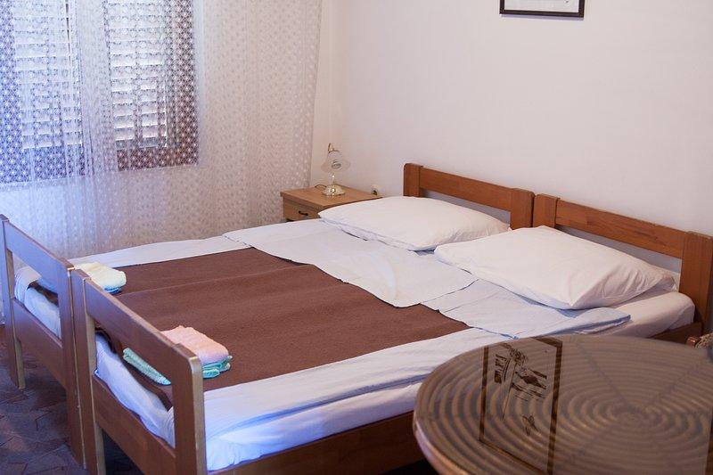 Appartamento con vista mare, holiday rental in Crikvenica