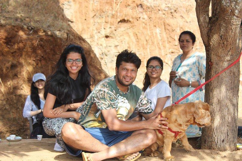 Paradise Camping (Tent 7), casa vacanza a Pune