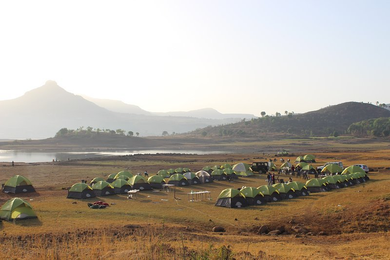 Paradise Camping (Tent 3), vacation rental in Pune