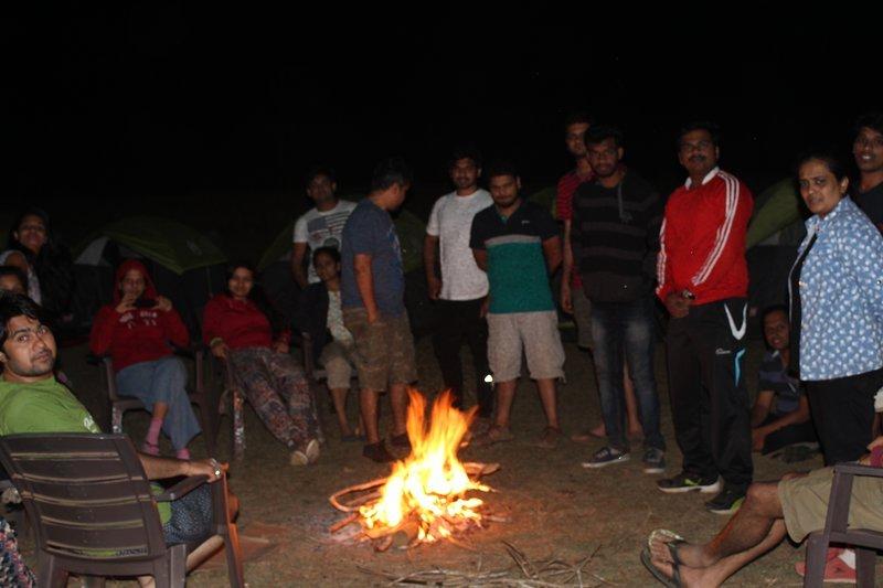 Paradise Camping (Tent 8), casa vacanza a Pune