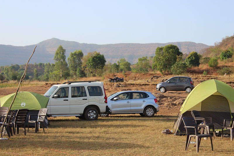 Paradise Camping (Tent 5), vacation rental in Pune