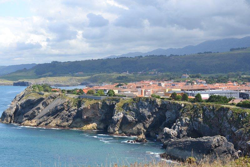 Paseo de San Pedro, and the bottom Llanes