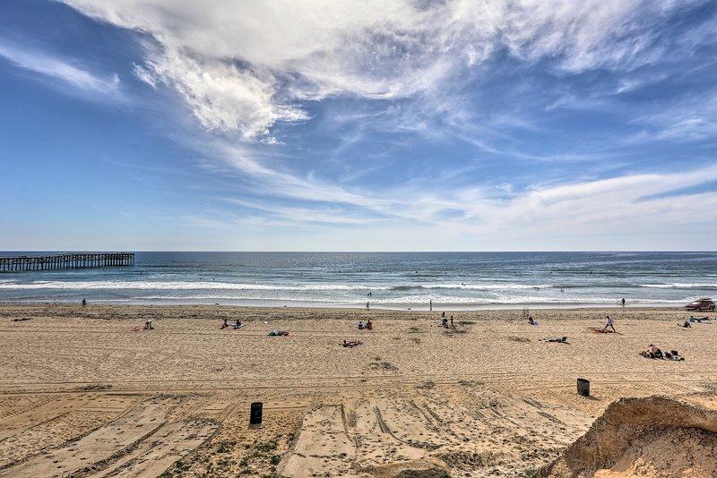 Get a dose of vitamin sea at this cozy vacation rental!