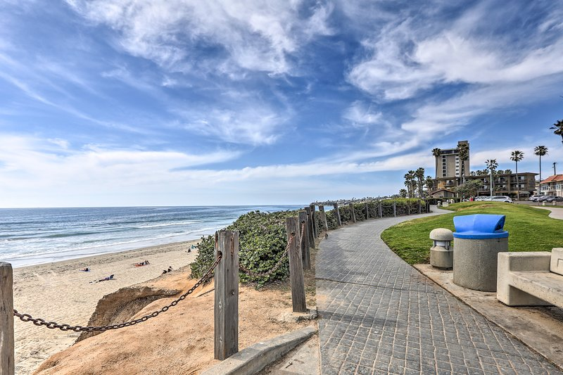 Wherever your San Diego travels may take you, this is the home for you!