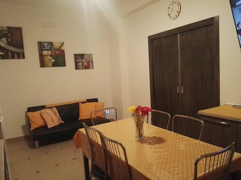 Alba Chiara, holiday rental in Villabate