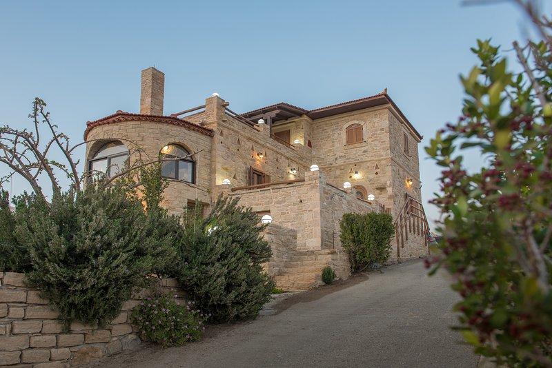 Villa Katerina, location de vacances à Kalamaki