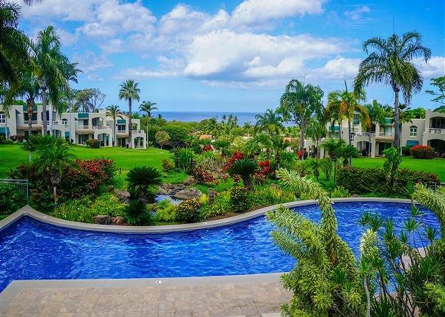 The Pool at Palms at Wailea