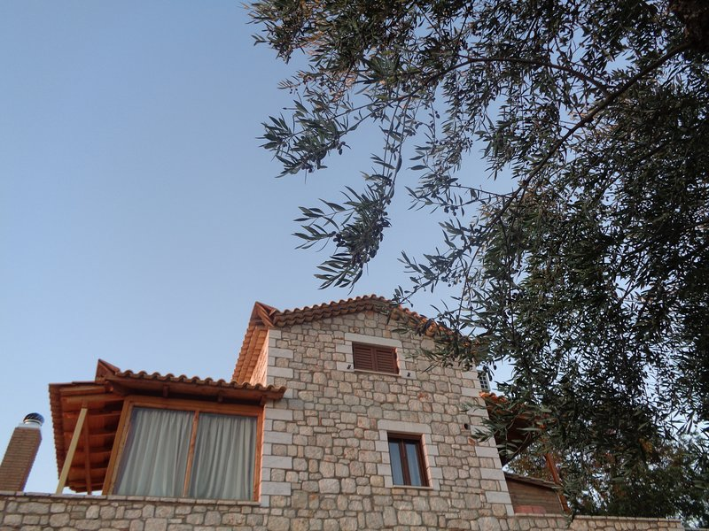 Menina Farm - Traditional stones country houses to rent, vacation rental in Kalamata