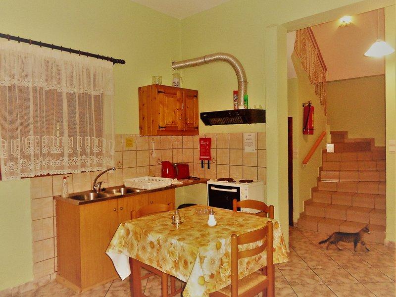 Jennys House is guests favorite part of Stoupa, aluguéis de temporada em Lefktro