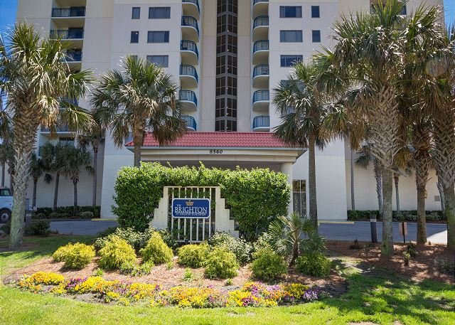 Incredible View From 3 Bedroom Condo At Brighton Towers In Kingston Plantation Myrtle Beach Sc
