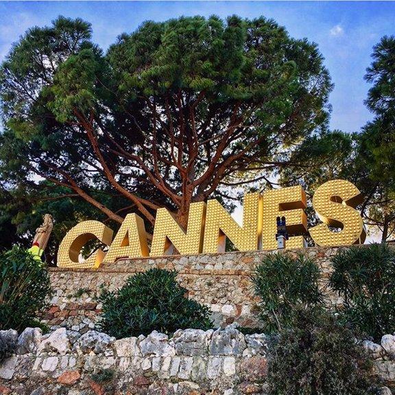 Willkommen in Cannes