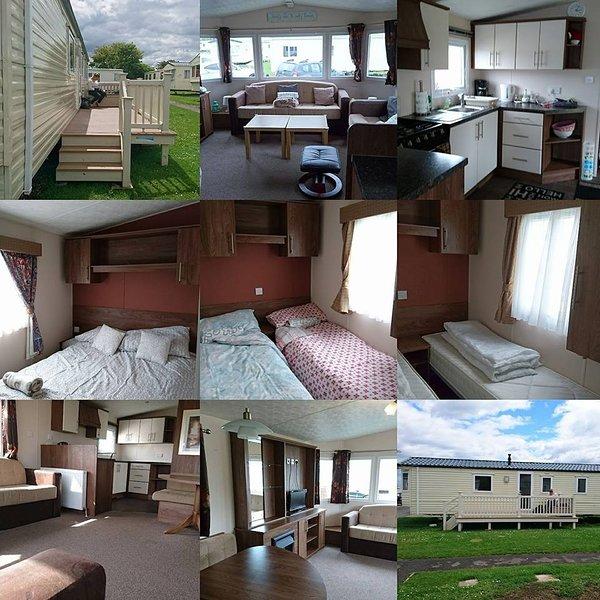 the caravan / trailer vacancy
