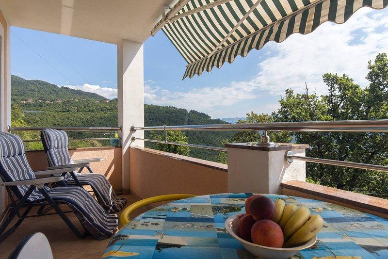 Apartment Opatija I, vacation rental in Opatija