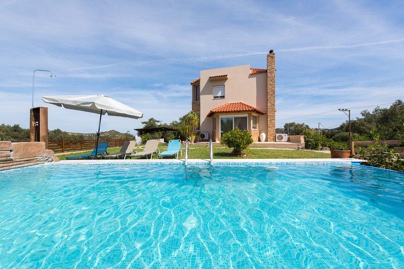 Natura House, holiday rental in Filerimos