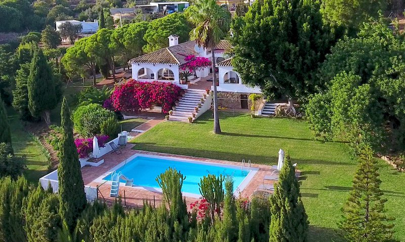 Villa La Ciruela, vacation rental in Mijas Pueblo