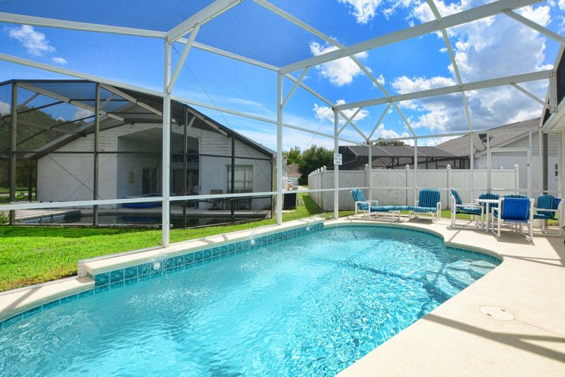 Indian Point- 3 Bedroom Pool Home- 1301IP, casa vacanza a Intercession City