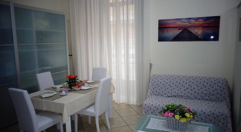 Room consists of: 1 Double Bed 1 Single Bed 1 Sofa bed (sleeps 2), kitchen and bathroom