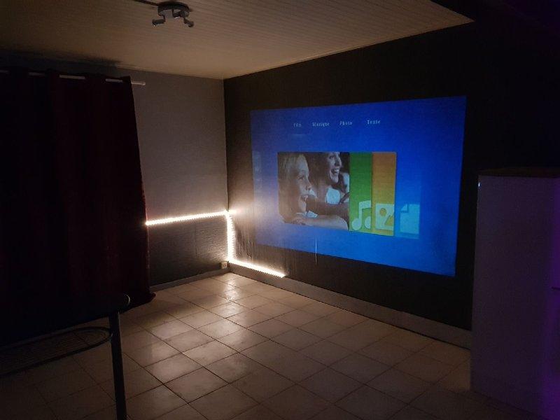 Love motel, location de vacances à Les Genevez