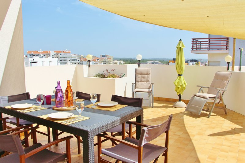 112 m² Terrace