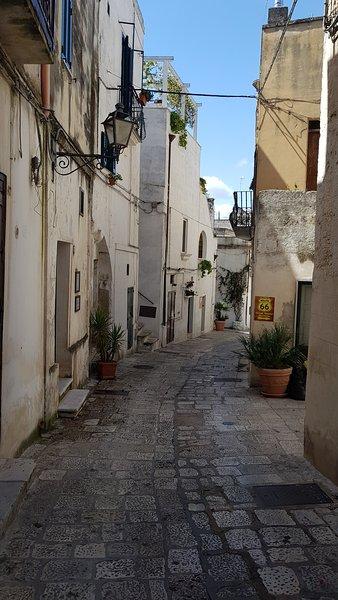 'Piazzetta 46'  La tua casa vacanze ad Oria, holiday rental in Erchie