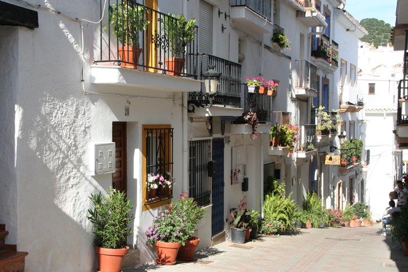 Casa Fuente, casa rural in Ojén nearby Marbella, holiday rental in Monda