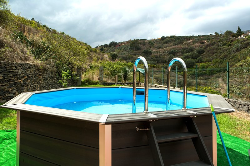 Amazing house with swimming-pool, holiday rental in Pino Santo Alto