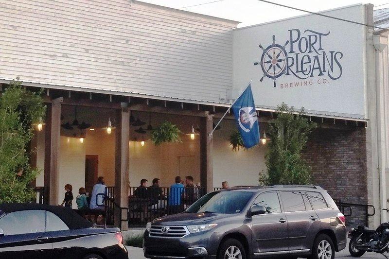 Port Orleans Brewing Co à proximité.