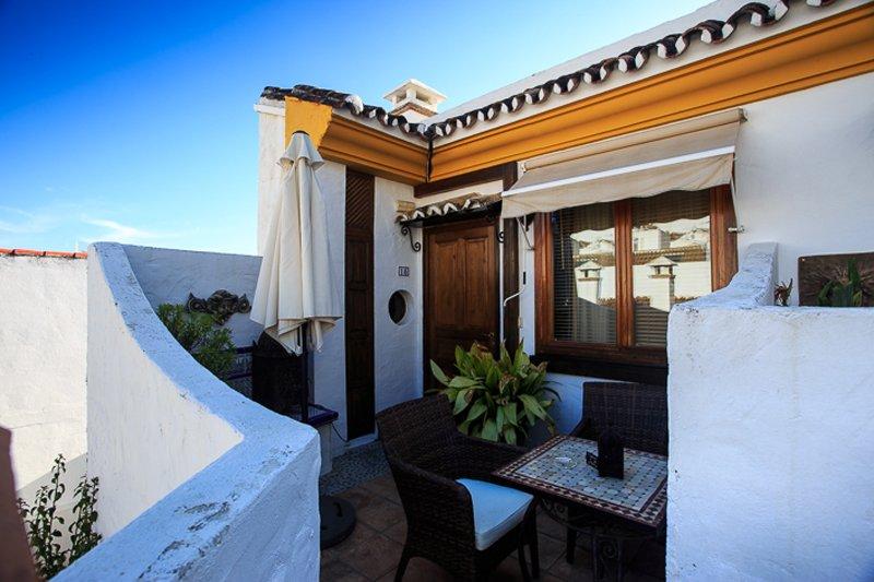 Hotel La Posada del Angel (Terrace Room), holiday rental in Monda