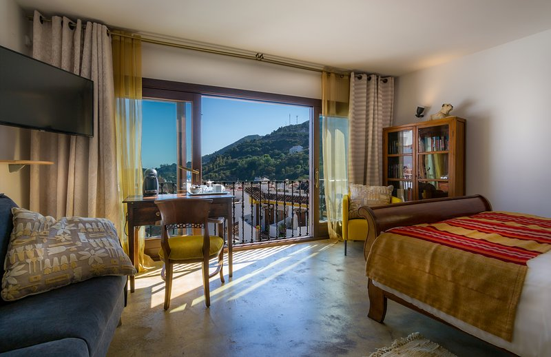 Hotel La Posada del Angel (Superior Room), holiday rental in Monda