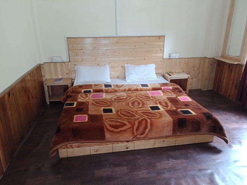 The Green House, vacation rental in Burua