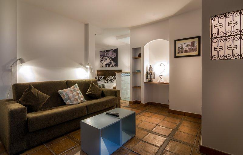 Hotel La Posada del Angel (Junior Suite), holiday rental in Monda