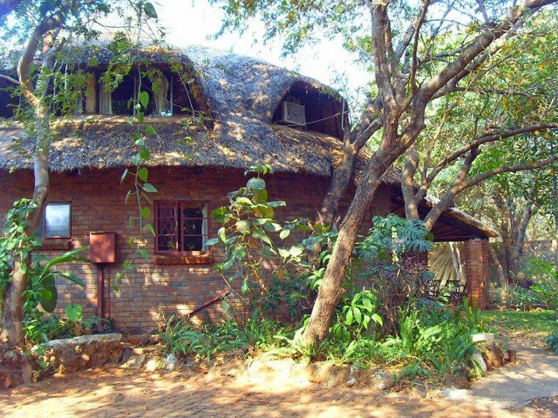 Mosi-Ua-Tunya Lodge, alquiler vacacional en Cataratas Victoria