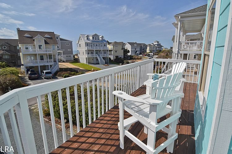 Top Floor - Ocean Side Deck