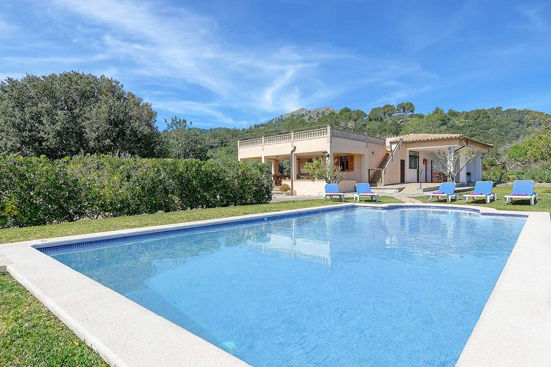 Can Rafal Chalet in Puerto Pollensa