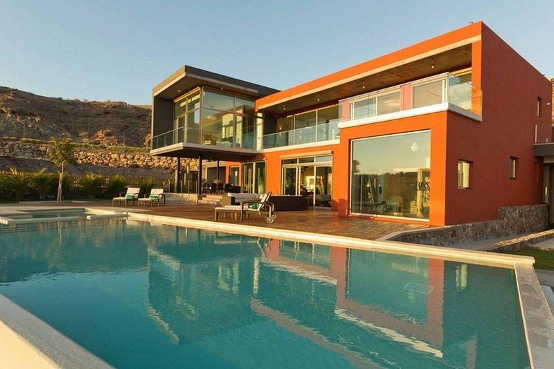 Villa La Calma, holiday rental in Arguineguin