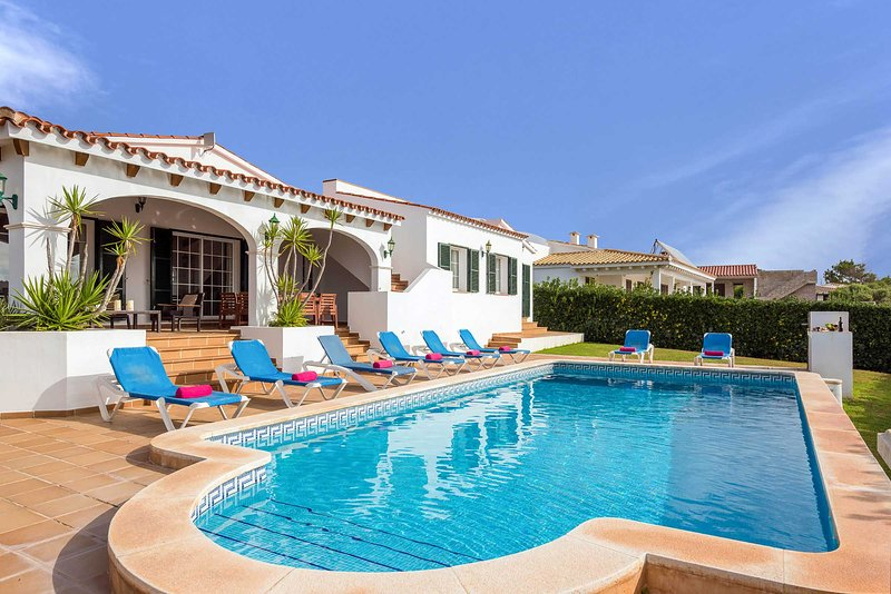Villa Maribel, holiday rental in Biniancolla