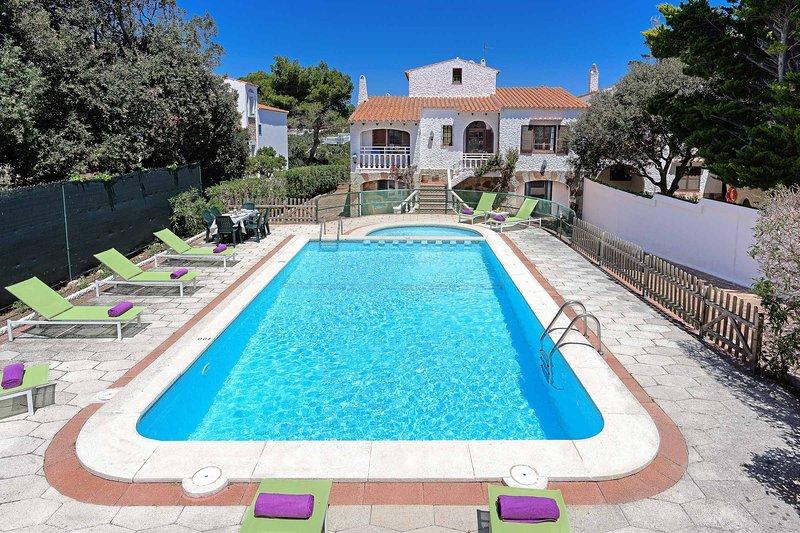 Villa Mascaro, holiday rental in Cala Galdana