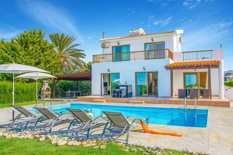 Villa Dimitris Blue Bay, casa vacanza a Prodromi