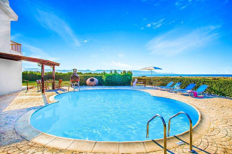 Villa Nicol Blue Bay, casa vacanza a Prodromi