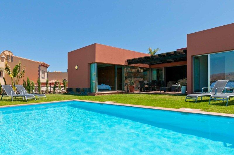 Par 4 Villa 8, aluguéis de temporada em Patalavaca