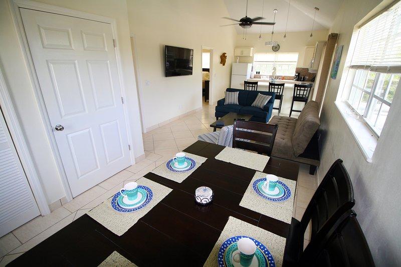 Empyrean Villas - Aquamarine, alquiler vacacional en North Caicos