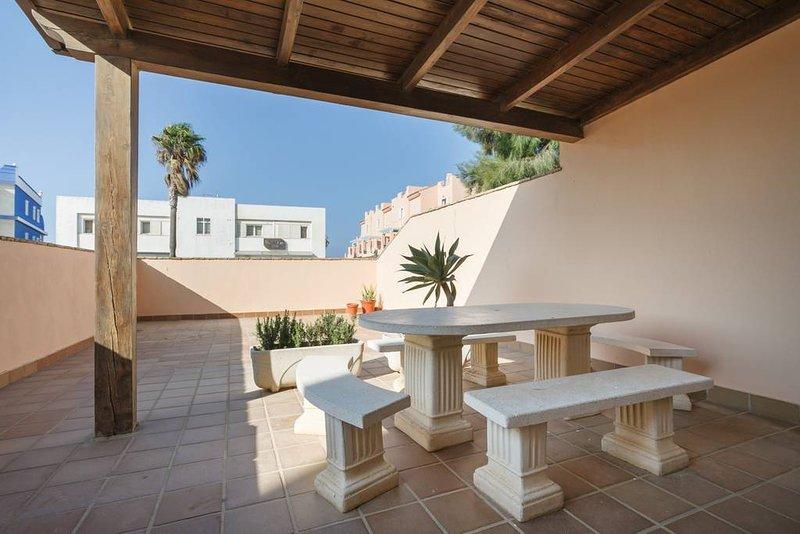 apartamento la gaviota, holiday rental in Tarifa